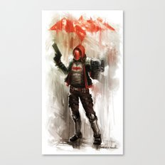 REDhood Canvas Print