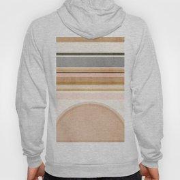 Geometric Abstract 91 Hoody