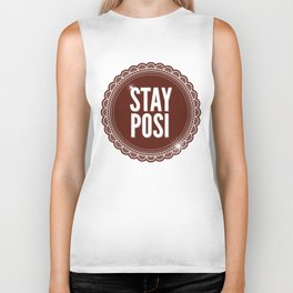 Stay Posi Biker Tank
