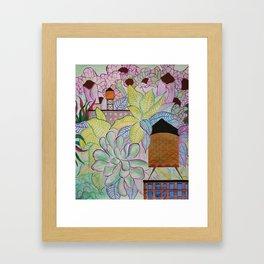 Grand Concourse Framed Art Print