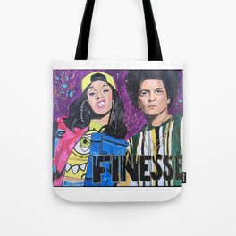 Finesse Tote Bag