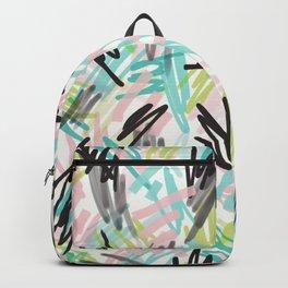 Playful Scribbles Backpack