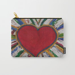 Complex Love Carry-All Pouch