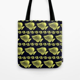 FluoFish Tote Bag