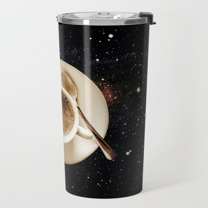 Galaxy coffee Travel Mug