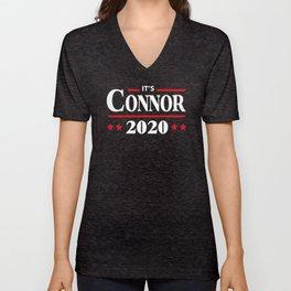 Connor 2020 Unisex V-Neck