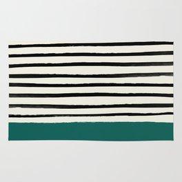 Jungle x Stripes Rug