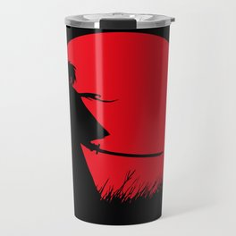 Samurai X Travel Mug