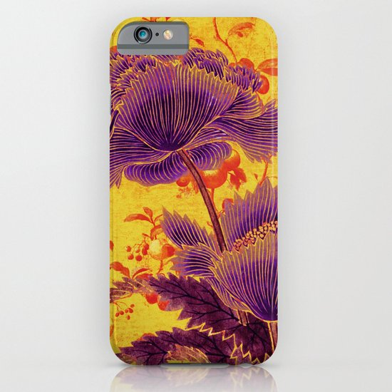 floral chinoiserie iPhone & iPod Case