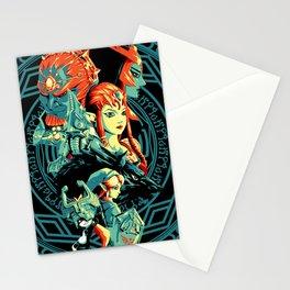 A World of Balance Stationery Cards
