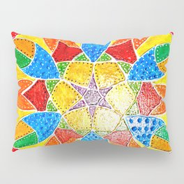 - MANDALA 1- Pillow Sham