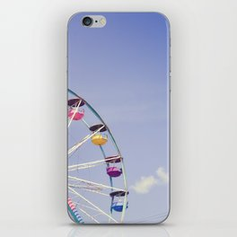 Carefree Summer of Love II iPhone Skin