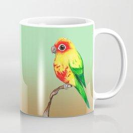 Cute sun conure Coffee Mug