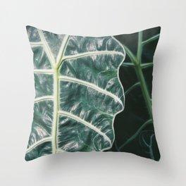 Amazonica Throw Pillow