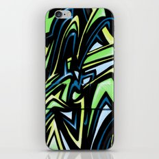 free flow iPhone & iPod Skin