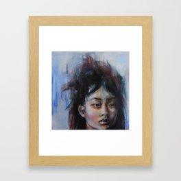Disrupted Framed Art Print