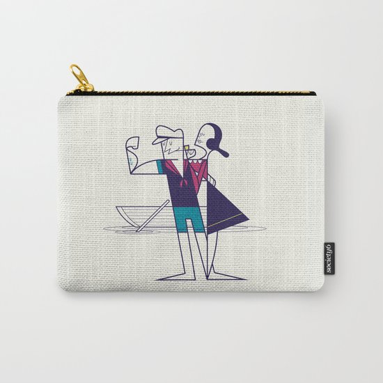 We will sail away Carry-All Pouch