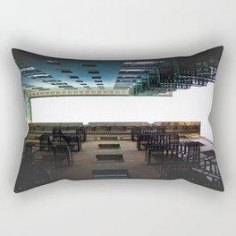 Alley Up Rectangular Pillow