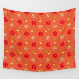 Matt pattern Wall Tapestry