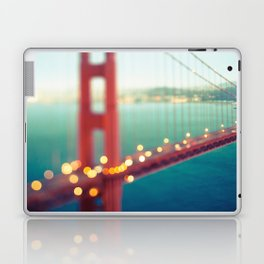 Meet Me In San Francisco Laptop & iPad Skin