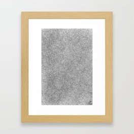 Triptych Circle Framed Art Print