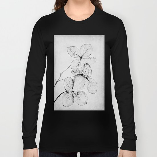 sketched Long Sleeve T-shirt