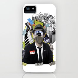 john doe iPhone Case