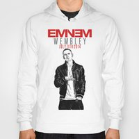 concert Hoodies featuring concert by Hollie B