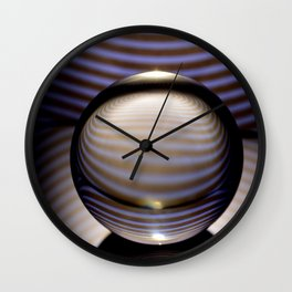 Crystall Ball Wall Clock