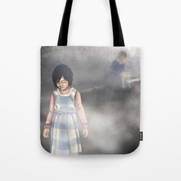 Duality - Silent Hill Tote Bag