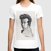 tom waits T-shirts featuring TOM WAITS by Simone Bellenoit : Art & Illustration