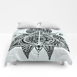 Deathly Hallows symbol Comforters