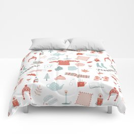 Hygge Cosy Things Comforters