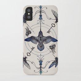 Pollinators iPhone Case