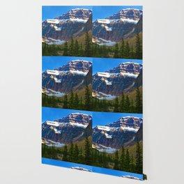 Mt. Edith Cavell in Jasper National Park, Canada Wallpaper