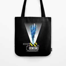 Pac-Trap Tote Bag