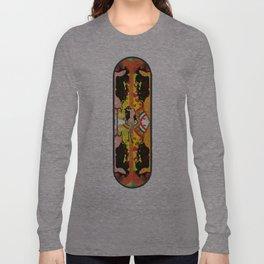 Digital Illustrations Long Sleeve T-shirt