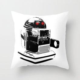 The Future Is Tomorrow  Throw Pillow