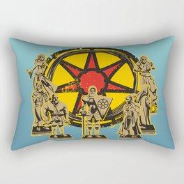 FAITH OF SEVEN Rectangular Pillow