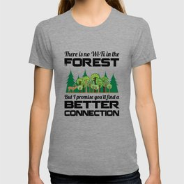 Forest Quote T-shirt