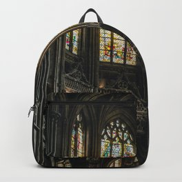Gothic Windows Backpack