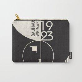 Bauhaus Exhibition Art Carry-All Pouch