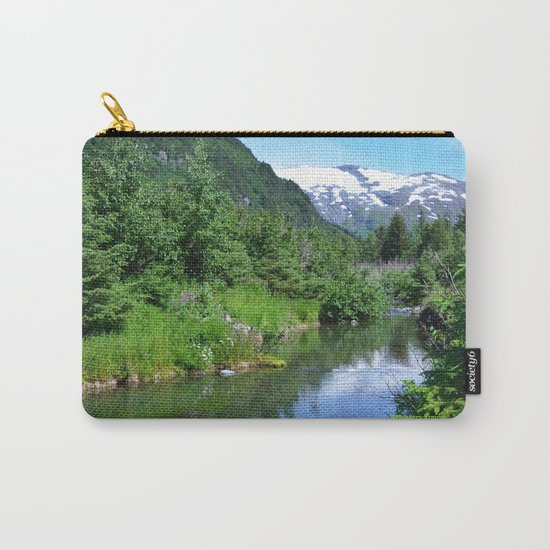 Valley Stream Carry-All Pouch
