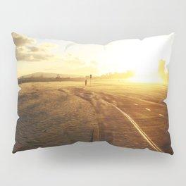 Run into the Sunset Pillow Sham