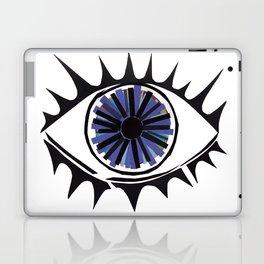 Blue Eye Warding Off Evil Laptop & iPad Skin