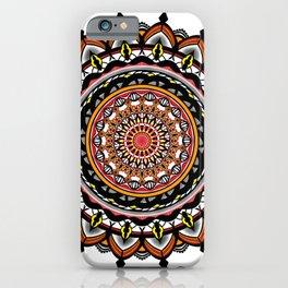 Tangerine Daydream  iPhone Case