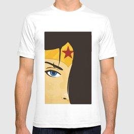Wonder, Hero DC, Woman T-shirt