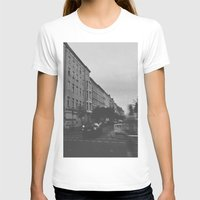 berlin T-shirts featuring Berlin by Jane Lacey Smith
