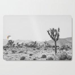 Joshua Tree Monochrome, No. 1 Cutting Board