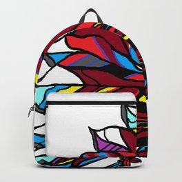 Native American Head-dress Backpack